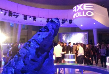 Axe Apollo Product Launch